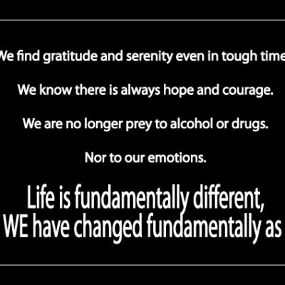 The Serenity Found in Gratitude — Spiritual Principles #7