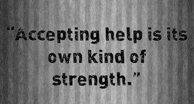 Responsibility and Accepting Help