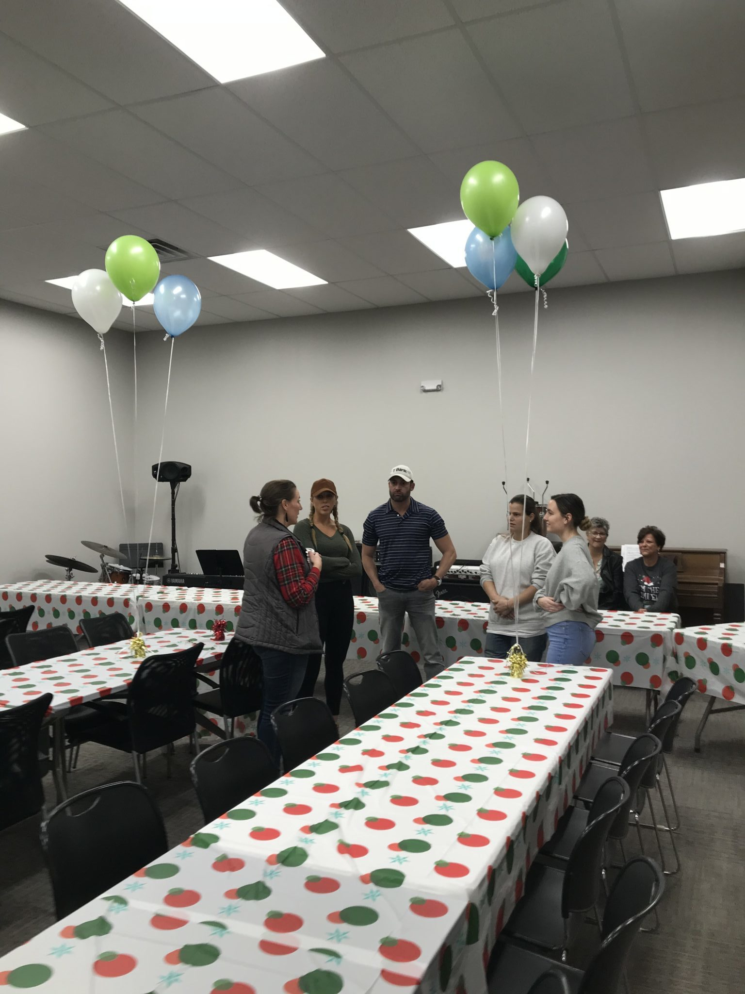 SONTX 2019 Christmas Party - Solutions of North Texas - Denton County addiction services - intervention Denton, Texas
