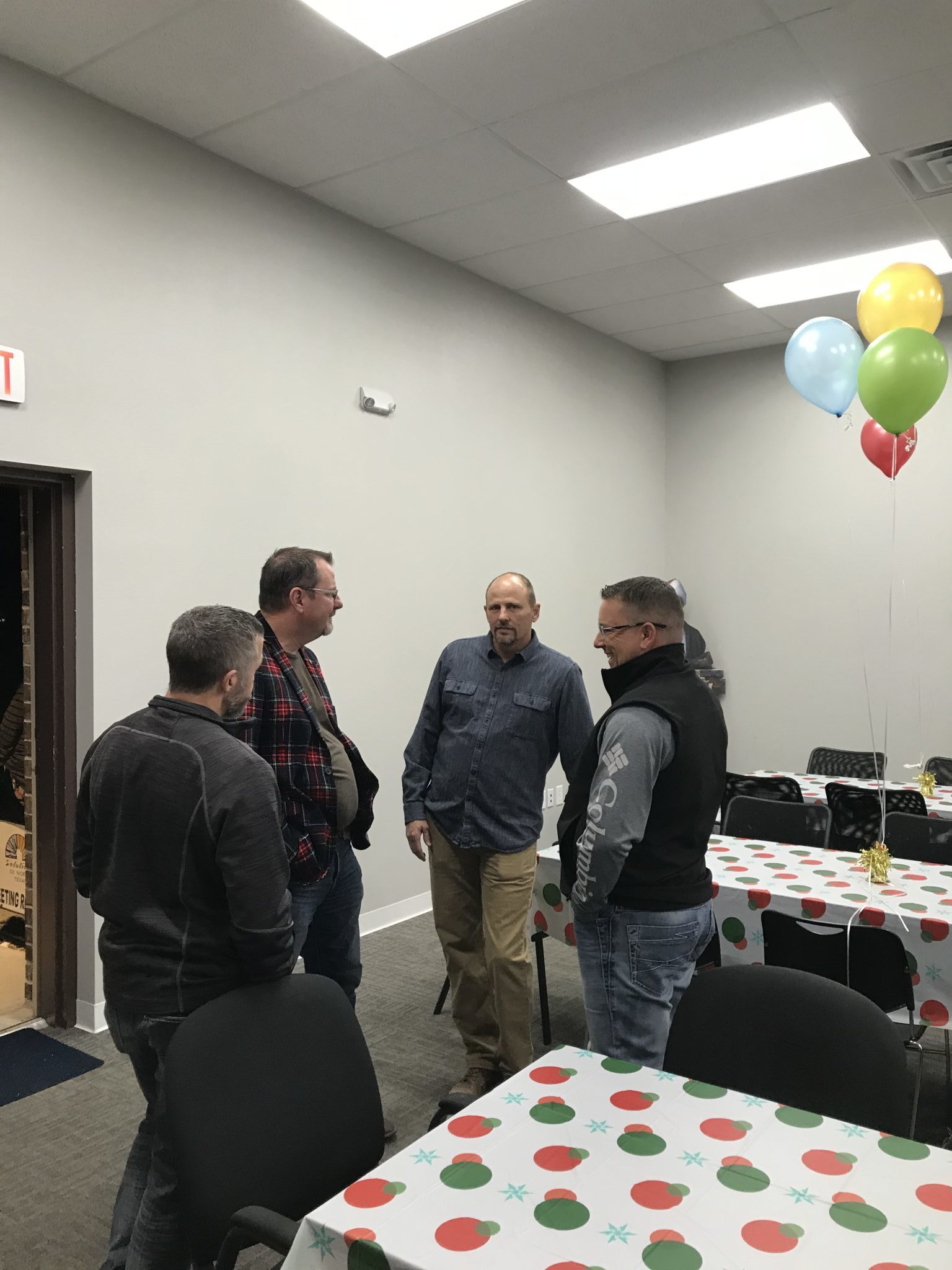 SONTX 2019 Christmas Party - Solutions of North Texas - Denton County drug education and addiction counseling