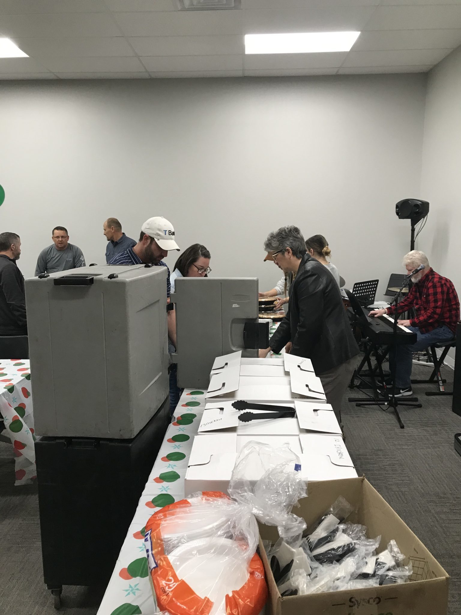 SONTX 2019 Christmas Party - Solutions of North Texas - DFW Addiction Services