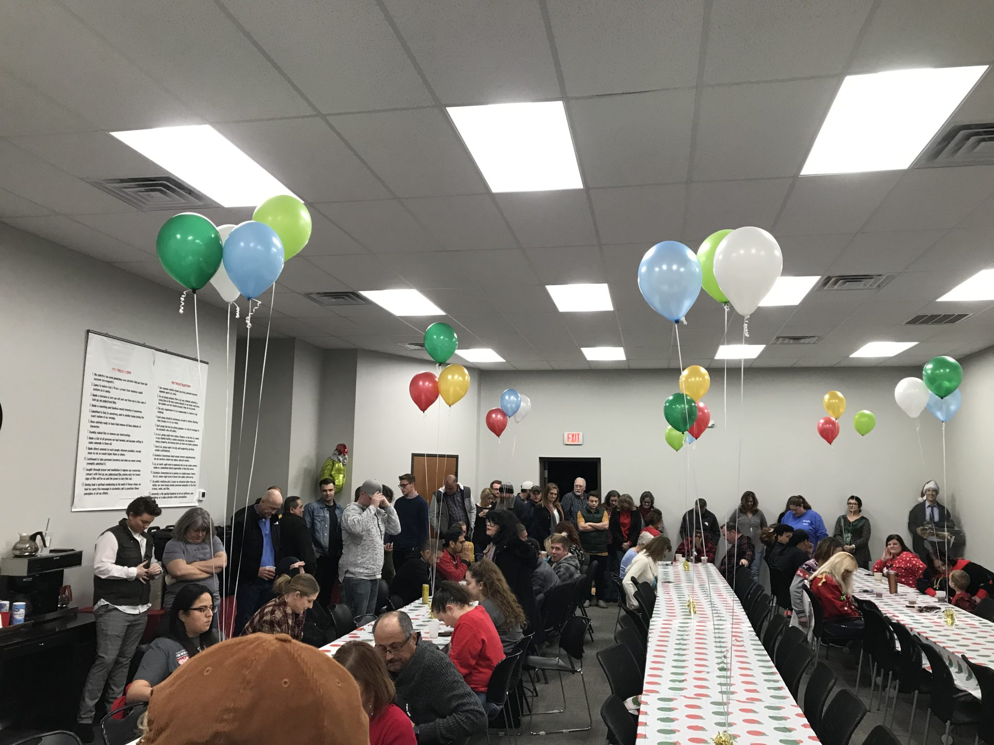 SONTX 2019 Christmas Party - Solutions of North Texas - Denton County addiction services