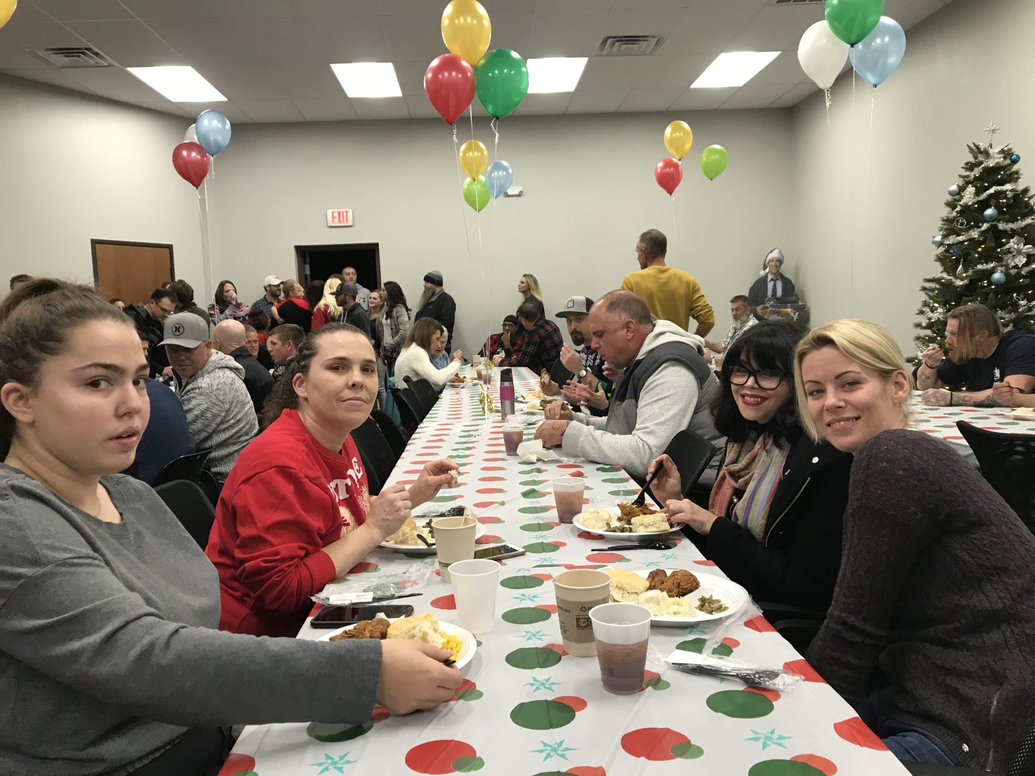 SONTX 2019 Christmas Party - Solutions of North Texas - Denton, Texas substance abuse services