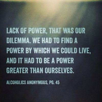 Still Powerless—Conversations That Changed My Life #1