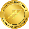 Joint Commission Accreditation - Gold Seal of Approval from The Joint Commission